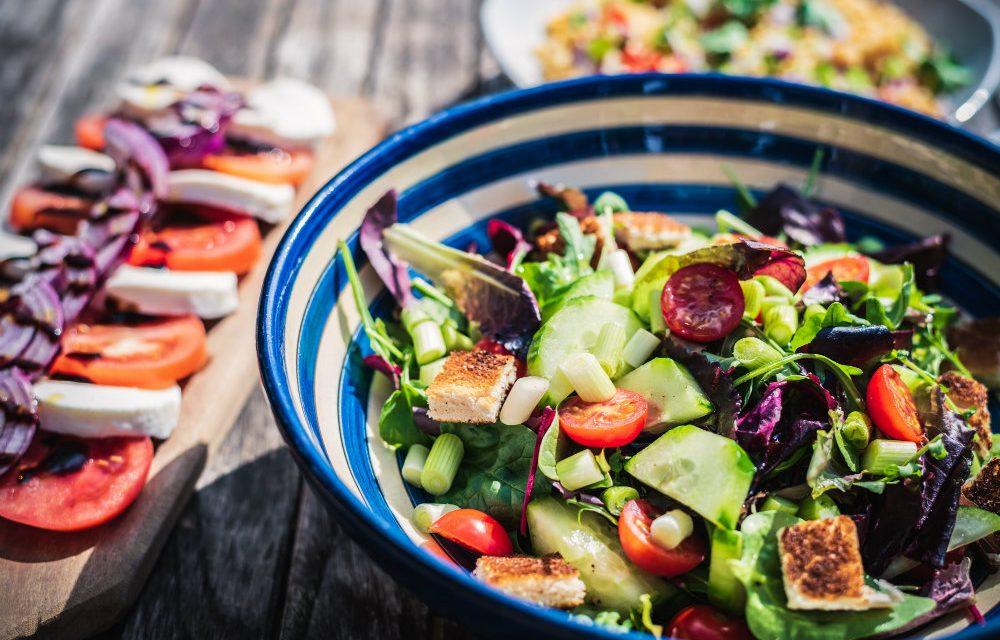 Como ter uma alimentação balanceada no verão?