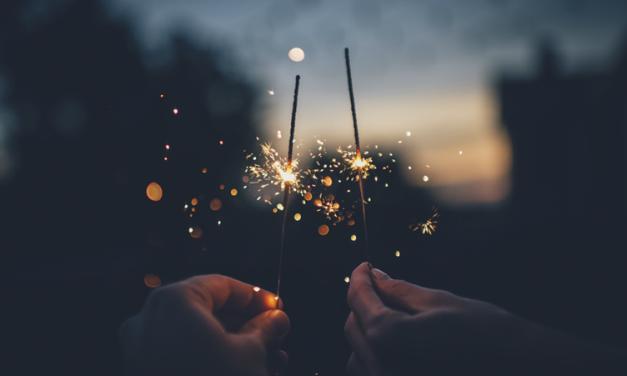 Ano novo, vida nova!