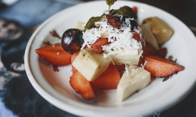 Reeducação alimentar – 3 dicas para comer melhor