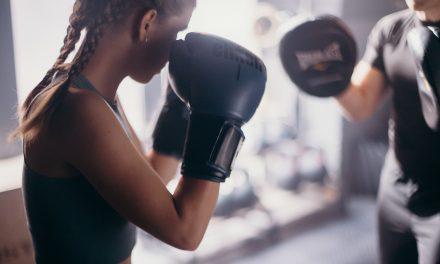 Benefícios do boxe para mulheres