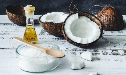 Benefícios do óleo de coco